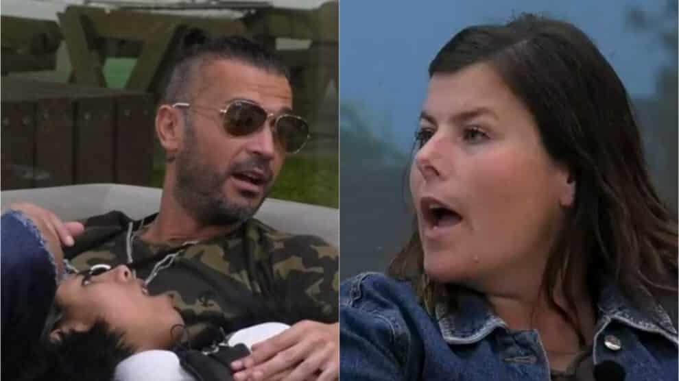 Big Brother, Bruno Savate, Joana, Noelia