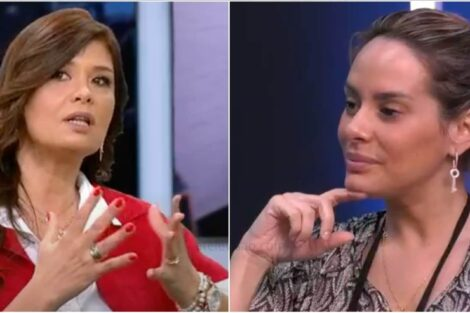 Big Brother Gisela Serrano Helena Isabel