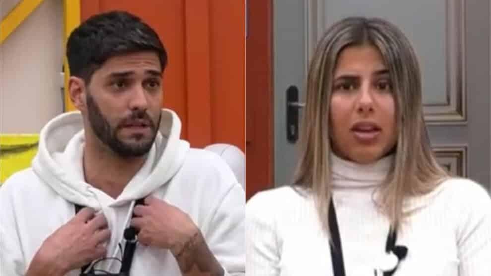 Big Brother, Goncalo, Joana