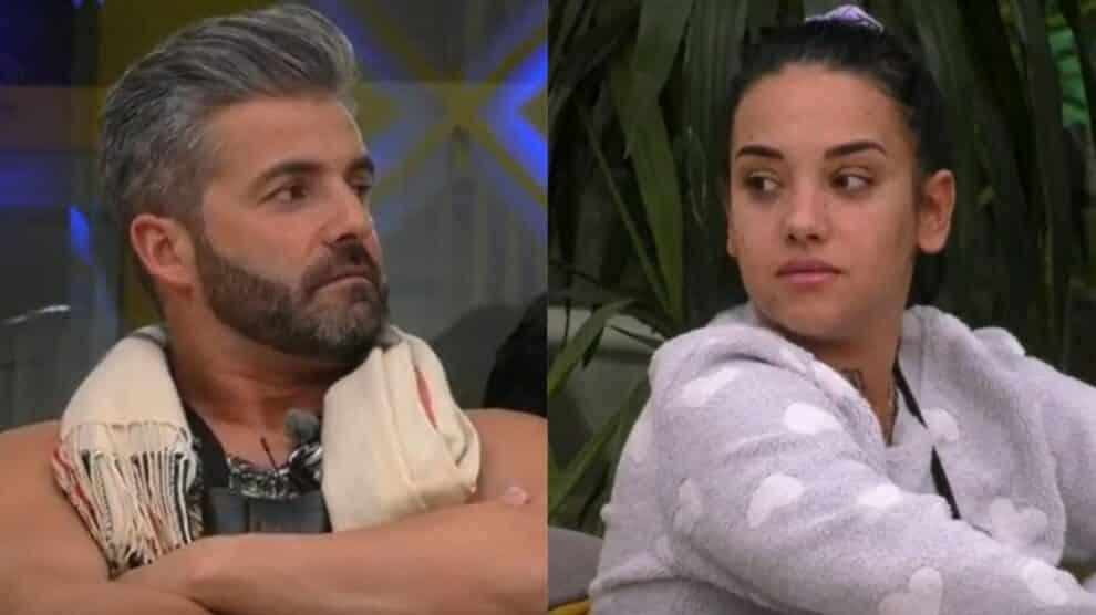 Big Brother, Helder, Joana