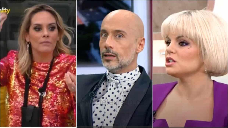 Big Brother Helena Isabel Pedro Crispim Fanny