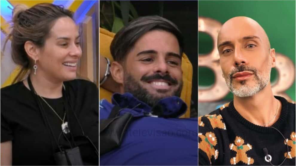 Big Brother Helena Isabel Rui Pedro Pedro Crispim