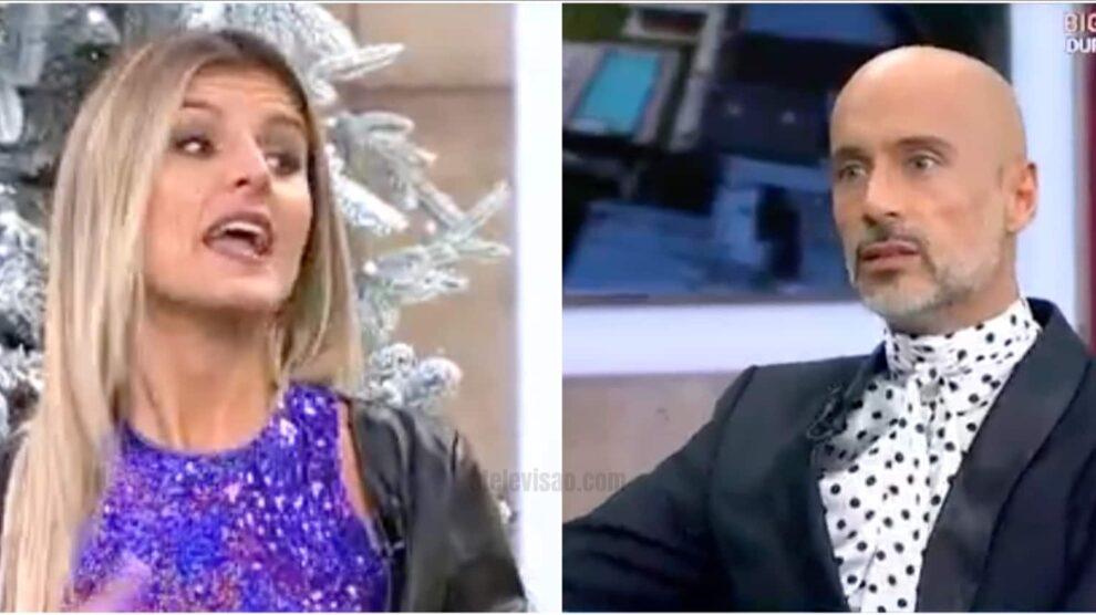 Big Brother Jessica Antunes Pedro Crispim