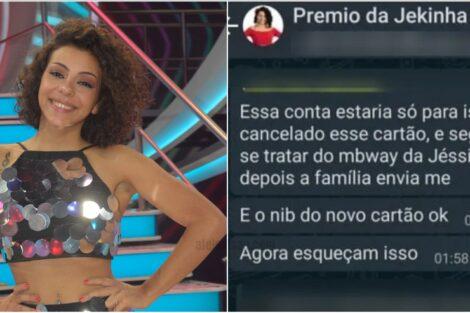 Big Brother Jessica Fernandes Grupo Fas Premio