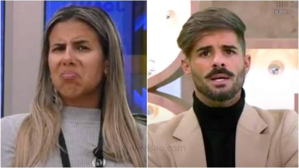 Big Brother Joana Rui Pedro