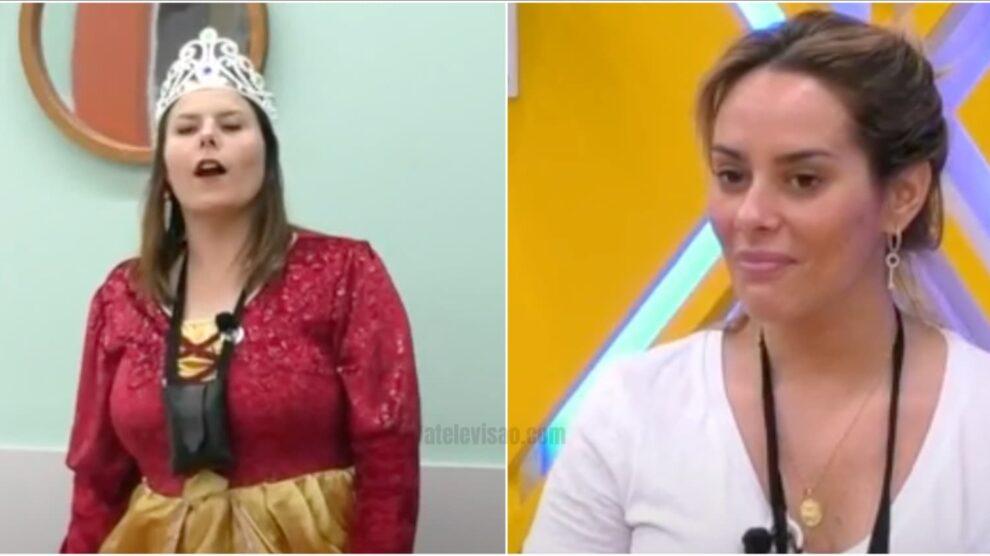 Big Brother Noelia Helena Isabel