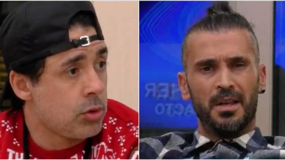 Big Brother Pedro Soa Bruno Savate