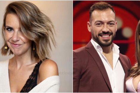 Big Brother Pipoca Mais Doce Andre Abrantes Zena Imagens Intimas