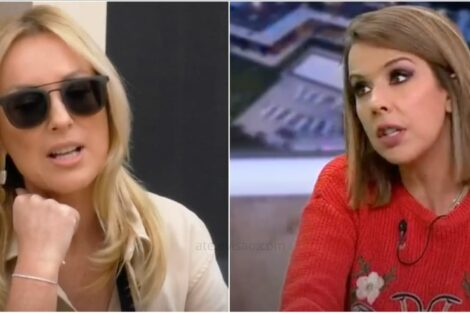 Big Brother Pipoca Mais Doce Arrasa Teresa