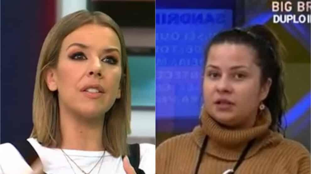 Big Brother, Pipoca Mais Doce, Sandrina