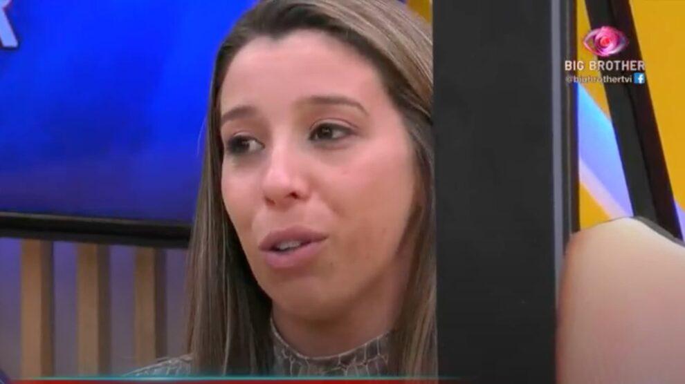 Big Brother Sonia Jesus Lagrimas