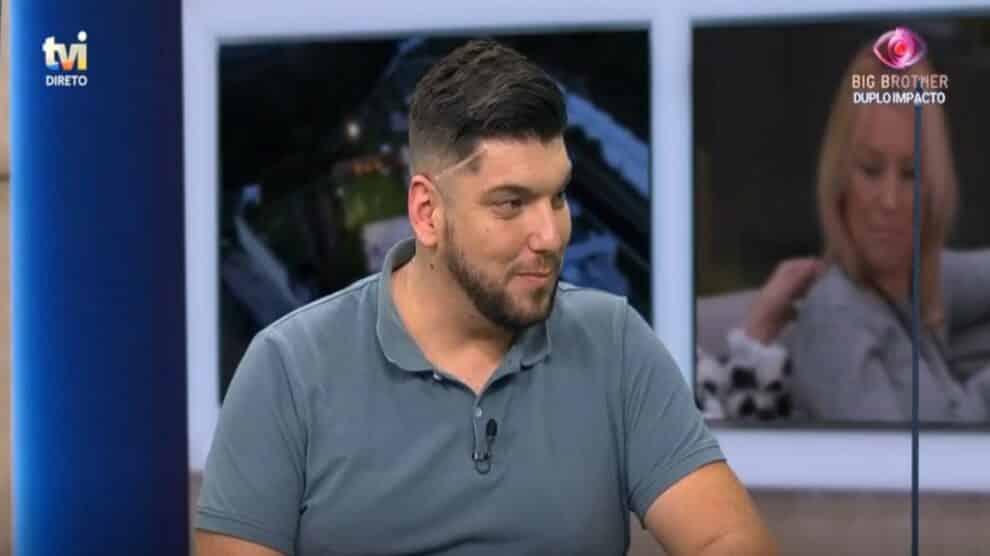 Big Brother, Wilson Teixeira