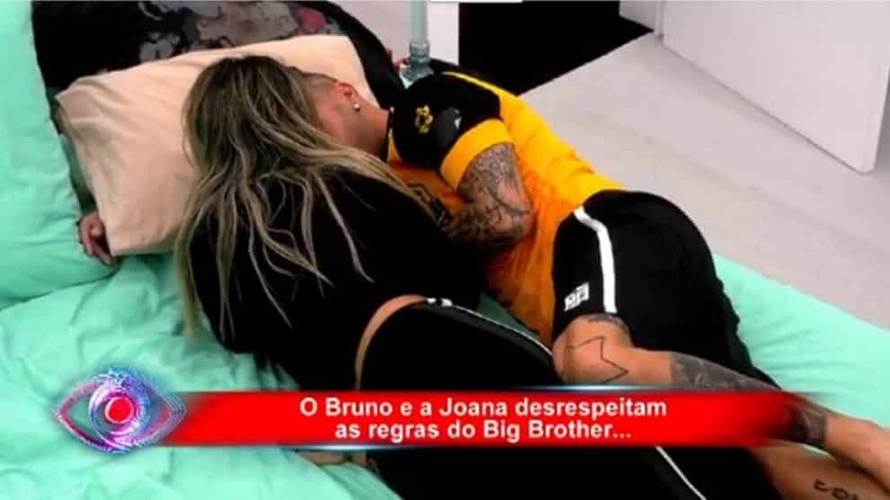 Bruno Savate, Joana, Big Brother