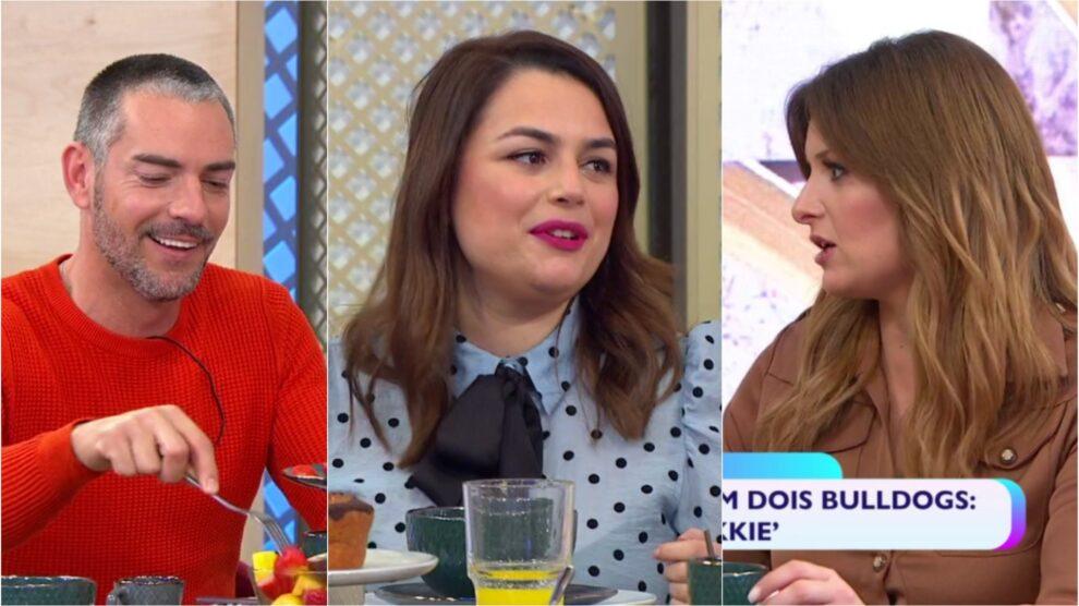 Claudio Ramos Ana Guiomar Maria Botelho Moniz Dois Às 10