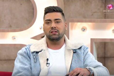 Daniel Gregorio Pede Desculpa Direto Big Brother