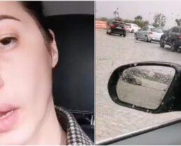 Debora Monteiro Caos Testes Covid-19