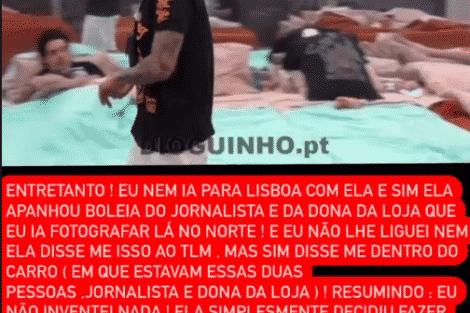 Erica Silva - Reação