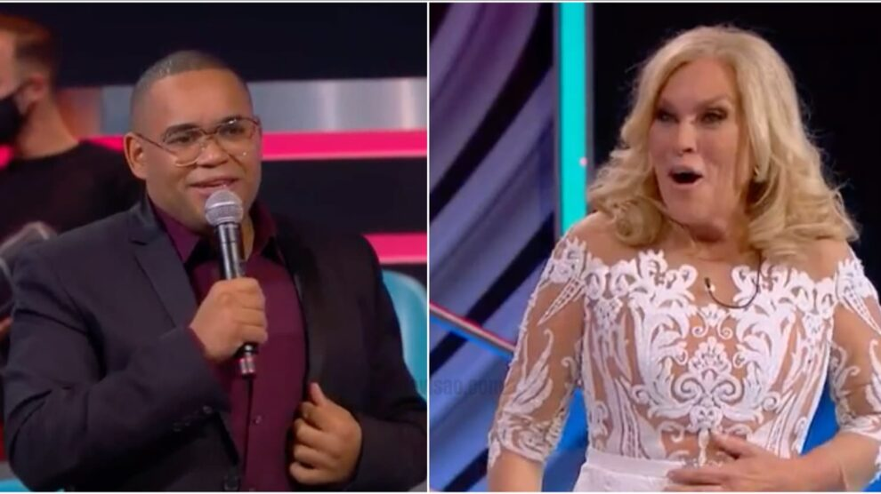Gala Big Brother Badoxa Surpreende Teresa Guilherme