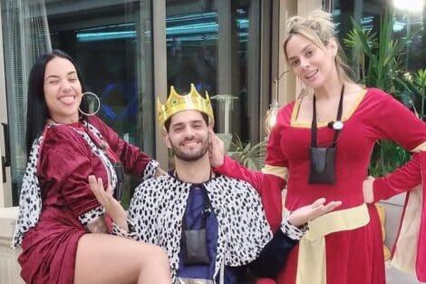 Helena Isabel Goncalo Quinaz Joana Diniz Triangulo Amoroso Big Brother