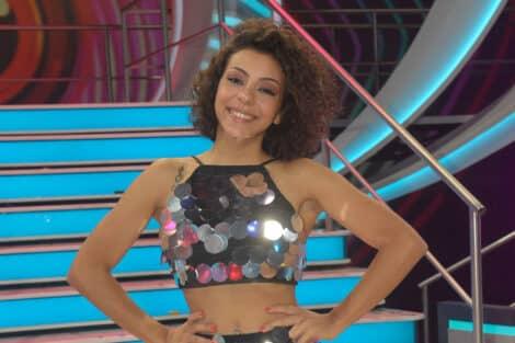 Jessica Fernandes Gala Big Brother Tvi