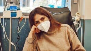 Joana Cruz Luta Contra Cancro Da Mama