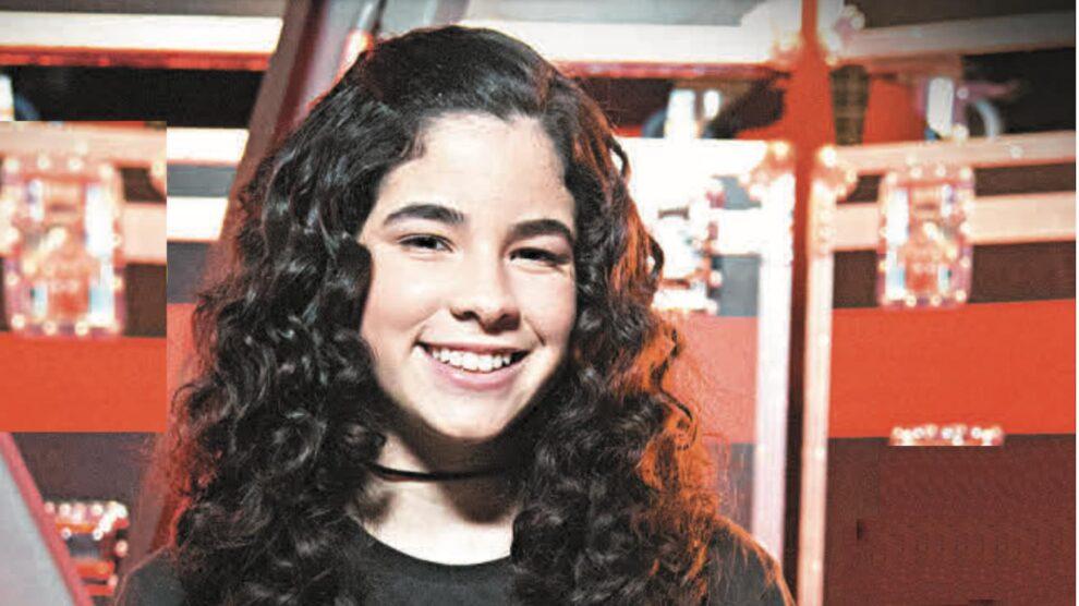 Livia The Voice Kids