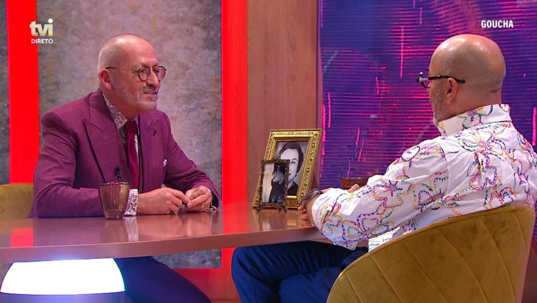 Manuel Luis Goucha Rui Oliveira Entrevista Tvi 2