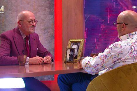 Manuel Luís Goucha, Marido Rui Oliveira, Entrevista, Tvi