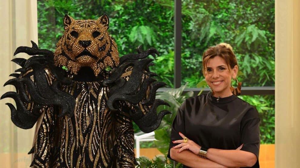 Monica Sintra Tigre A Mascara Sic
