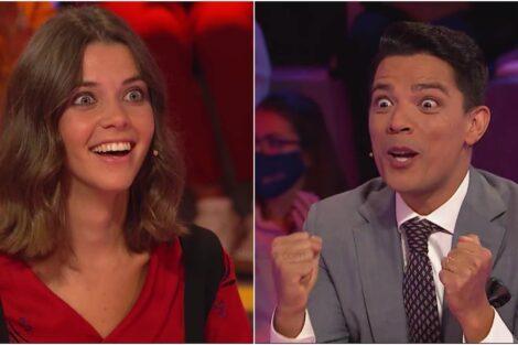 Sara Vence Joker 50 Mil Euros