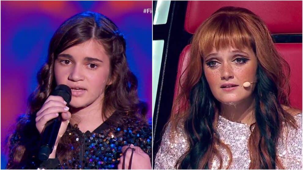The Voice Kids Mara Marquito Carolina Deslandes Mentores