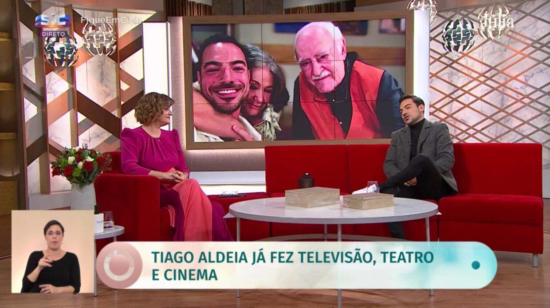 Tiago Aldeia Sic 1