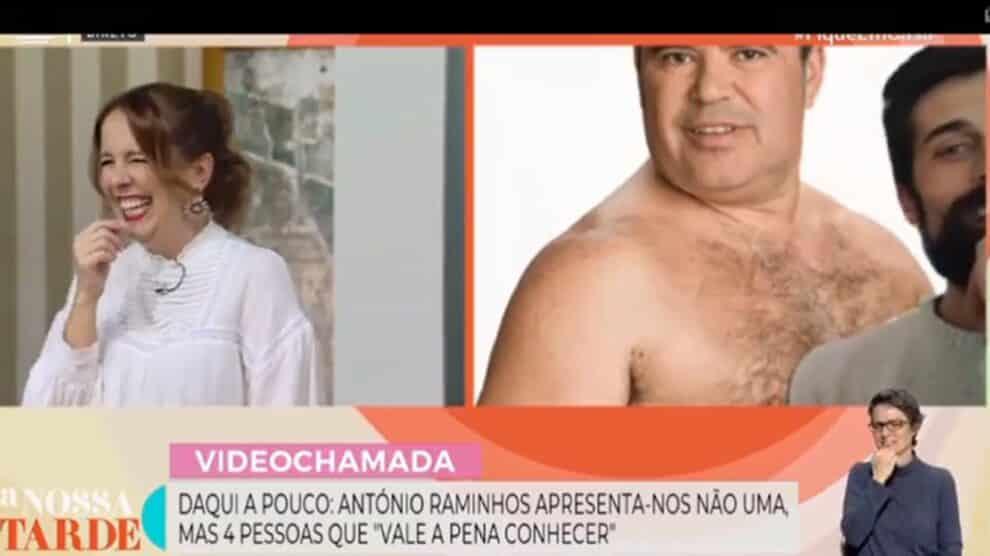 António Raminhos, Tânia Ribas