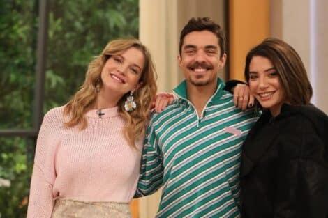 Júlia Palha, José Mata Atores A Serra