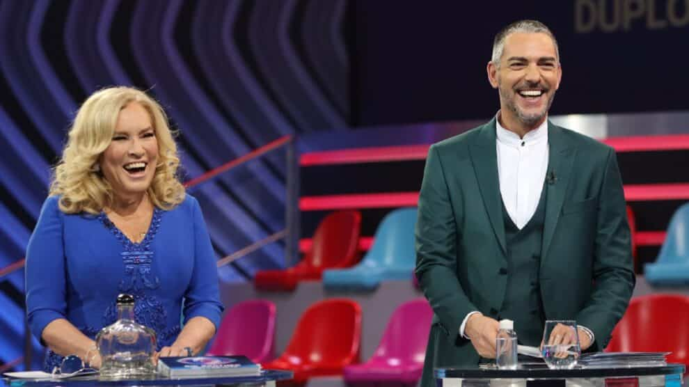 Big Brother, Galas, Cláudio Ramos, Teresa Guilherme Tvi