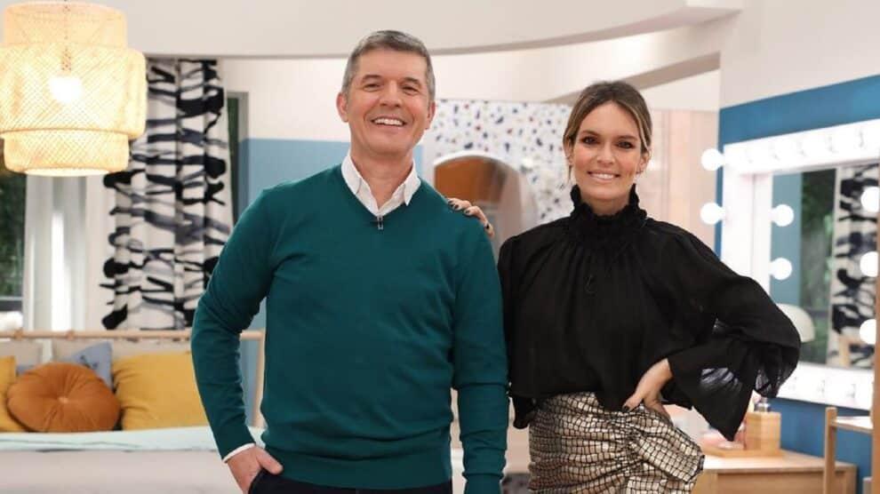 Casa Feliz, Sic, Diana Chaves, João Baião