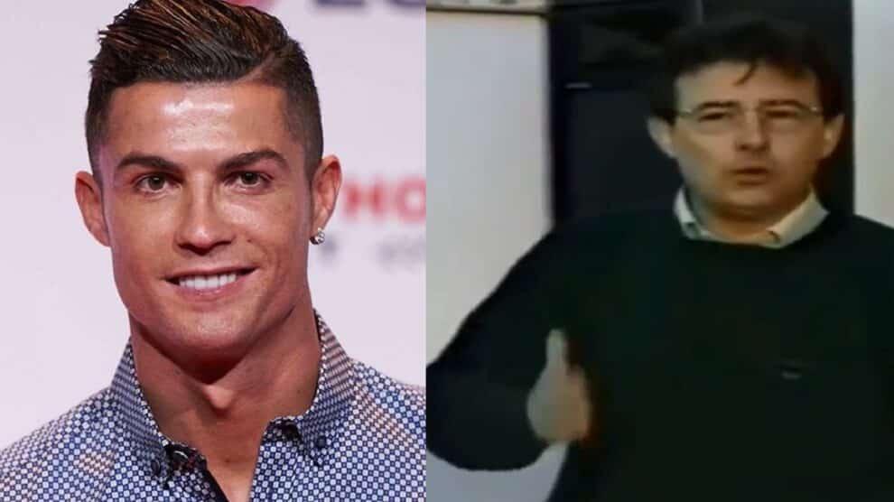 Cristiano Ronaldo, Tonecas