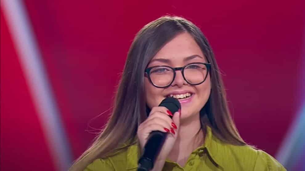 Fabiana Ferreira The Voice Kids