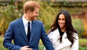 Harry De Inglaterra, Meghan Markle Família Real
