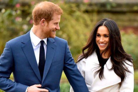 Príncipe Harry De Inglaterra, Meghan Markle Família Real