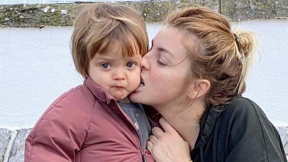 Jessica Athayde, Filho Oliver