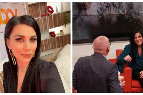 Joana Araujo Voce Na Tv