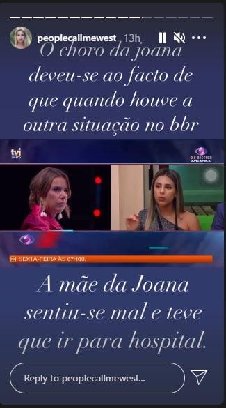 Joana Big Brother