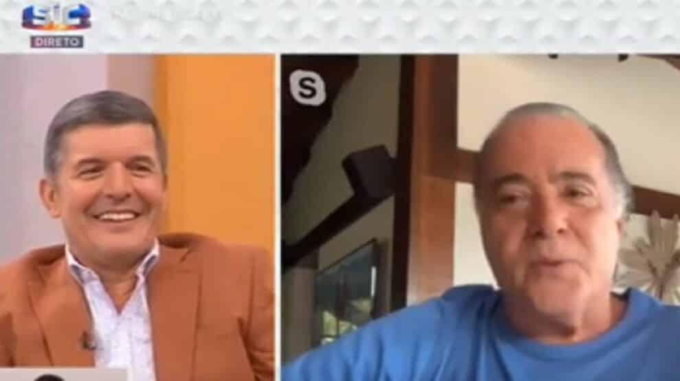 João Baiao, Tony Ramos, Casa Feliz, Tempo De Amar, Sic