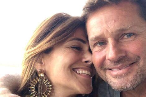Liliana Campos, Rodrigo Herédia, Marido