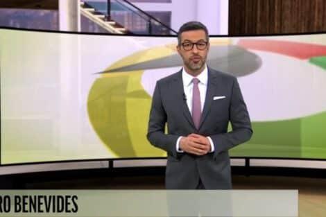 Pedro Benevides, Direção De Informação Da Tvi