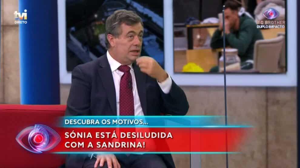 Quintino Aires, Bernardina Brito, Big Brother