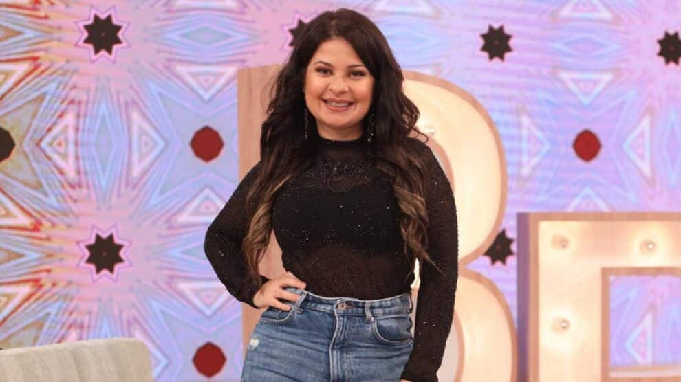 Sandrina Big Brother Dois As 10 Tvi