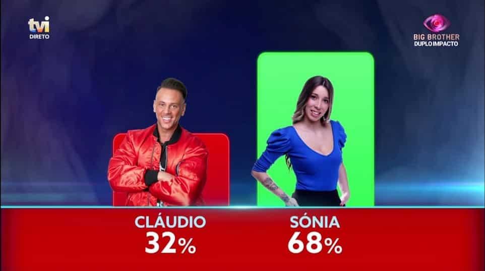 Sonia Claudio Big Brother