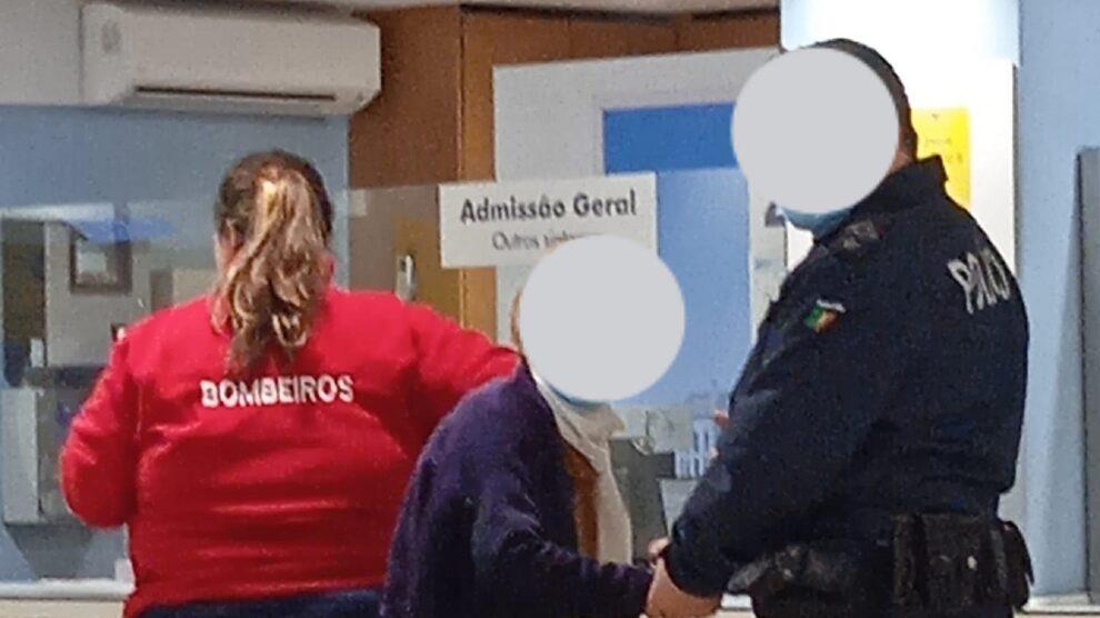 Ternura, Idosa, Polícia, Hospital De São José